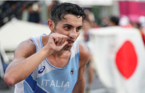 意大利选手2年前自学日语 赛中用日语干扰日本选手夺金