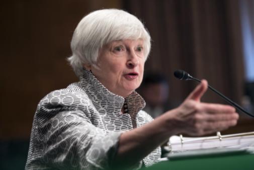 美财政部长耶伦考虑未来几个月访华 贸易关税或成主要议题