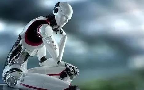 AI智能机器人,未来领途新航景