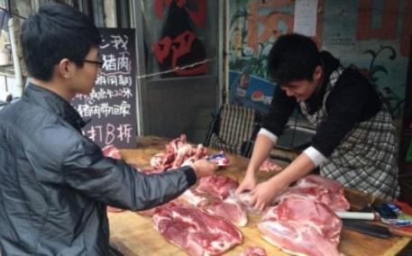 猪肉价格近期能下跌几天,还有上涨的可能性吗