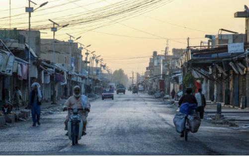 美军增兵3000协助美公民撤离阿富汗 阿富汗安全形势恶化