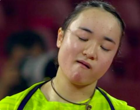 伊藤美诚称想和许昕搭档混双 打不过中国就加入中国?