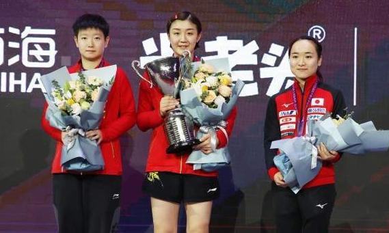 伊藤美诚:11月要击败很多中国选手,伊藤美诚世乒赛再放狠话