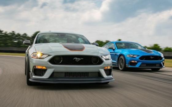 福特跑车最新款推荐 2021年福特跑车野马的报价多少?