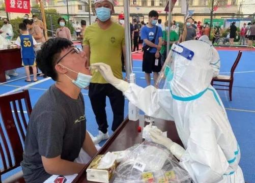 疫情最新消息31省份新增本土确诊6例 31省份新增本土确诊6例 在江苏湖北