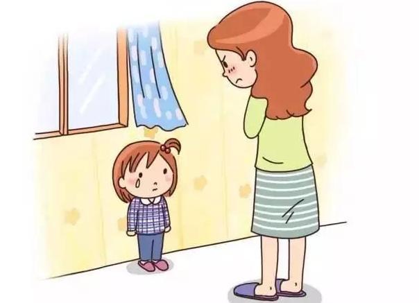 教育孩子要分清是非对错 有管有教有罚才是对孩子最好的爱