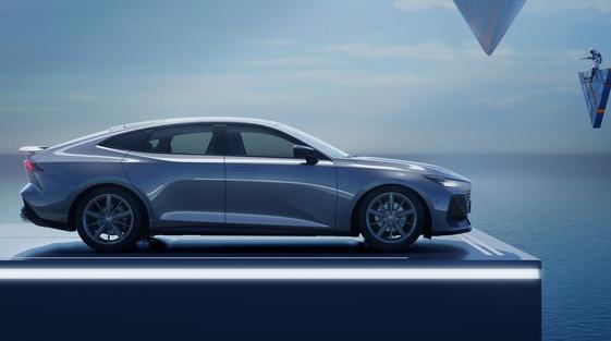 最新国产轿跑长安UNI-V即将发布 长安UNI-V竟配备可升降尾翼!