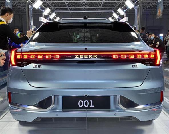 吉利汽车计划2025年销量达到365万辆 预计电动汽车销量将占比30%以上