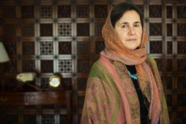阿富汗总统女儿在美国住豪宅 过着纽约艺术家生活