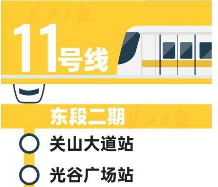 武汉地铁11号线这9个站名定了,另外有三个站点目前仍争议不断
