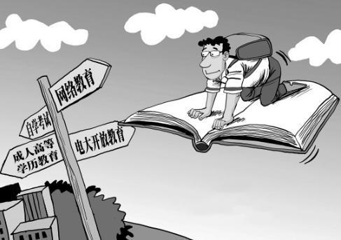 论成人教育的优势及重要性