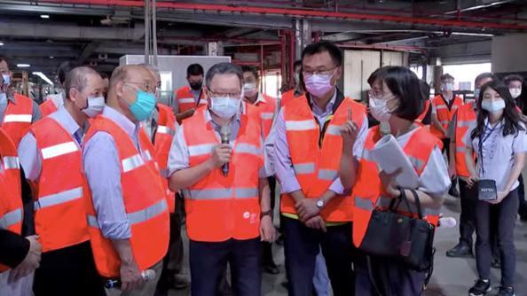 台湾查获含非洲猪瘟的猪肉制品 苏贞昌耍官威狂骂官员10分钟