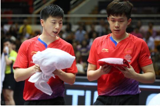 全运会乒乓球参赛名单公布 孙颖莎王曼昱身兼4项丁宁退赛