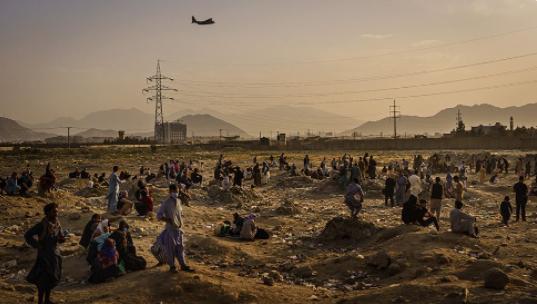 阿富汗变天引发又一次难民潮?欧洲多国表态不欢迎