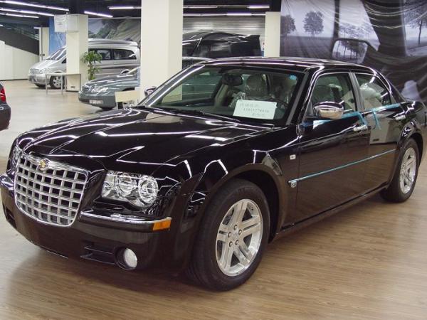【戴克300c】戴克300c是什么车?跟克莱斯勒300C有什么关系?