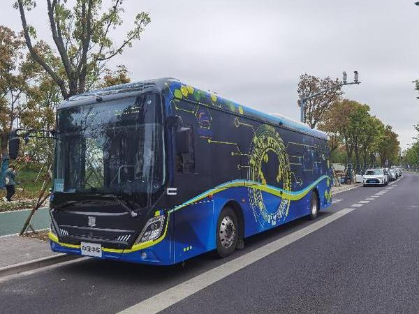 交通运输部支持中国智能驾驶客车开发 交通运输部支持中国智能驾驶客车开发工作