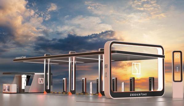 极氪补能品牌发布 用户每月可免费享受1000度电?