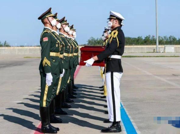 共和国最高礼遇接志愿军烈士回家 瞩目!共和国最高礼遇接志愿军烈士回家