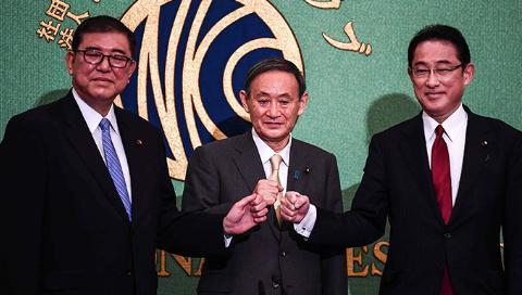 菅义伟不参加9月举行的自民党总裁选举,日本下一位首相究竟是谁?