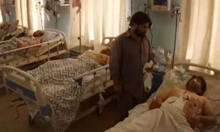 美军撤离阿富汗前射击平民 走前滥杀平民连2岁婴儿都不放过