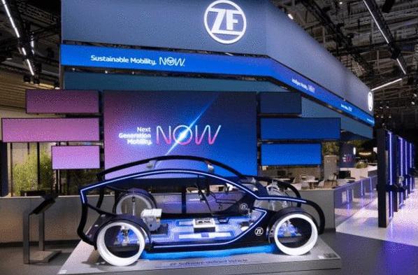 采埃孚亮相慕尼黑车展 全球首发模块化电驱动组件以及为汽车行业打造的超级计算机