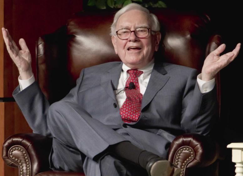 巴菲特今年又暴赚20亿美元 竟是因为这一股票……