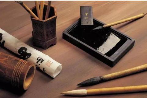 笔墨纸砚,传递中华文化