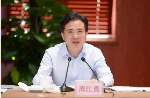 """浙江省委""""打老虎""""周江勇落马后,起背后的宁波政商震荡"""