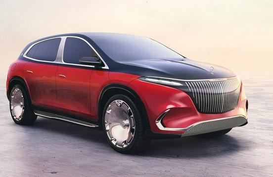 奔驰全面电动化进展加速 奔驰全面电动化初显成效全系发布纯电车型