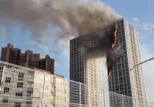 大连凯旋国际大厦火灾原因确定!房主于某被立案侦查
