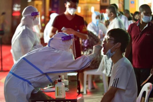 莆田某小学18名学生感染 福建启动学校系统全员核酸检测