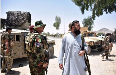 """近日,外交部就美军""""反恐""""杀死10名无辜阿富汗人做出了相关回应!"""
