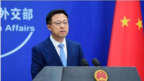 日本政客目标转向中国,外交部:日本政客停止拿中国说事!