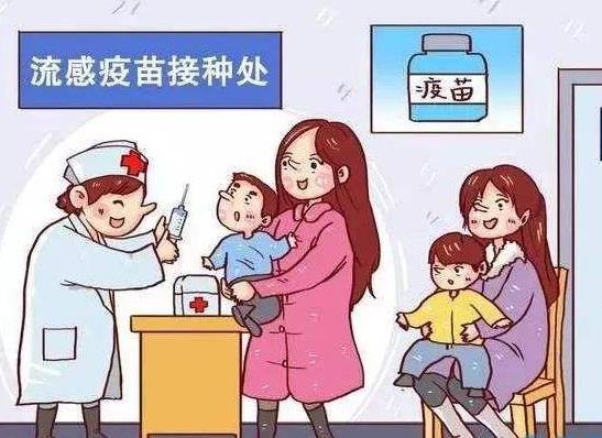 你们给孩子打流感疫苗了吗? 为什么要给孩子打流感疫苗?