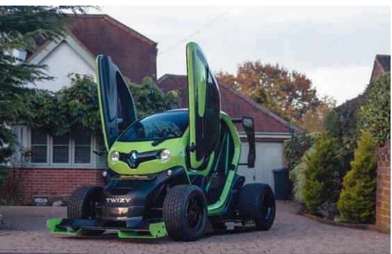 【雷诺twizy】雷诺twizy电动车哪里买?
