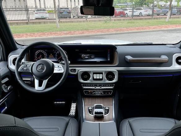 【350d】奔驰g350d柴油版怎么样?值得入手吗