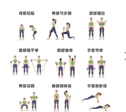 如何通过运动丰胸,教你几个小妙招!