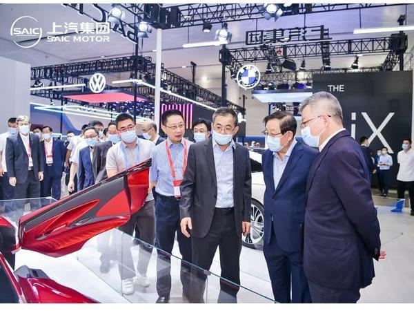 上汽新一轮新能源汽车发展战略规划公布 上汽新一轮新能源汽车发展战略规划具体方向