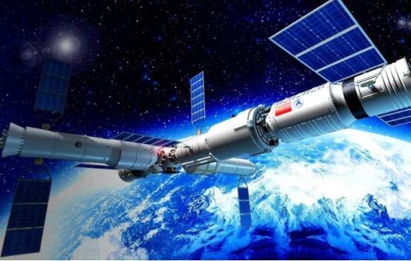 太空出差三人组回家过中秋 任务完成太空出差三人组回家过中秋