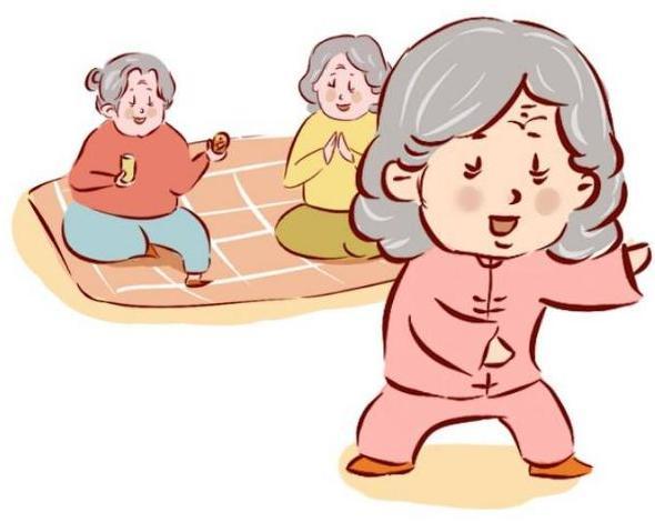 晨练也有技巧在里面 错误的晨练习惯可能损害健康