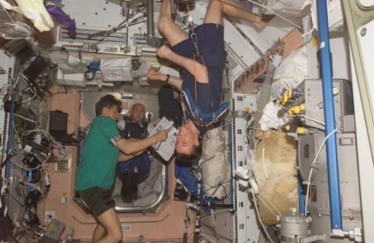 聂海胜成中国太空驻留时长第一人 57岁年龄在太空超100天