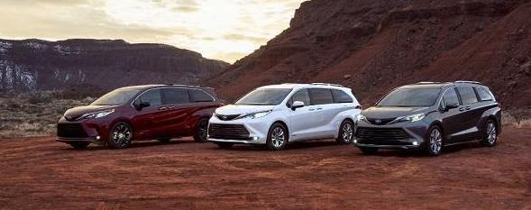 最新丰田赛那配置曝光 丰田赛那配置并无四驱系统最快明年交车
