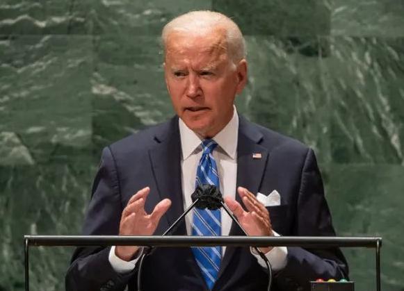 拜登宣称美国不寻求新冷战 首秀联大讲台拜登宣称美国不寻求新冷战