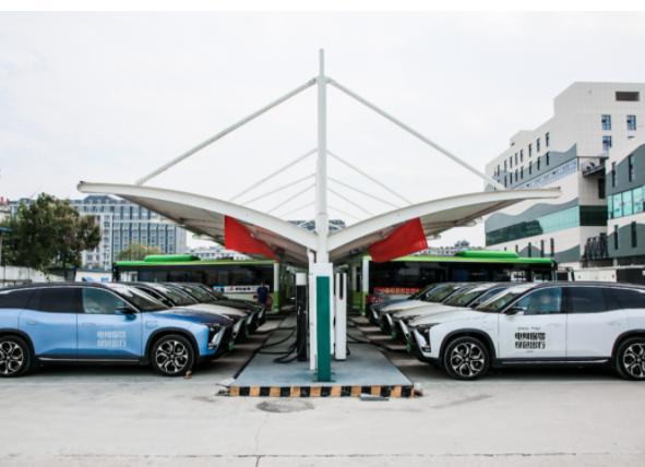 国网电动汽车联手华为 此番合作为研发新一代充电技术