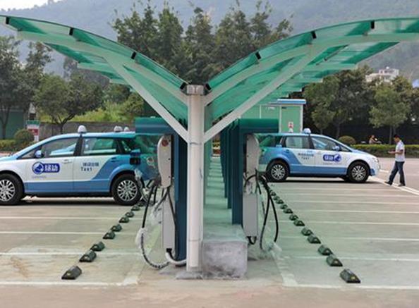 中国充电桩市场开启新一轮增长周期 计划到2035年建成充电桩1.5亿个以上