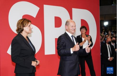 德国社民党赢得大选,拜登就此结果感到十分惊讶!