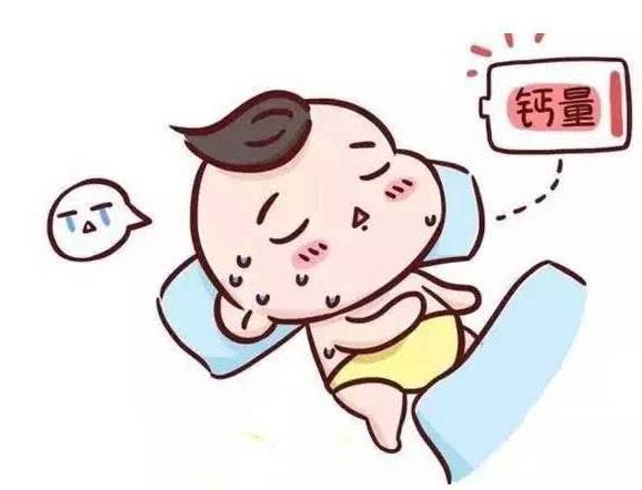 宝宝容易出汗着凉是怎没回事? 宝宝容易出汗怎么办?