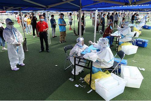 31省区市新增本土确诊11例 疫情最新消息31省区市新增本土确诊11例