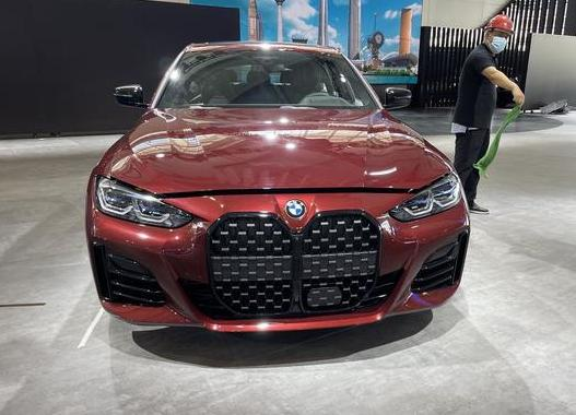 2021款全新宝马4系四门轿跑亮相 预售37.5万元起拉风且更实用