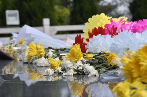 今天鲜花献给英烈 烈士纪念日缅怀英烈今天鲜花献给英烈